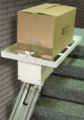 Cargo/Stairlift Combo Stair Lifts