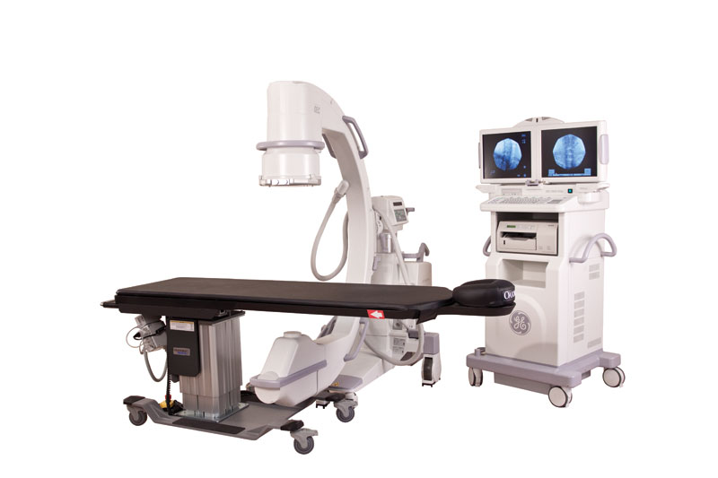 C-arm, Ultrasound and Radiolucent Imaging Tables