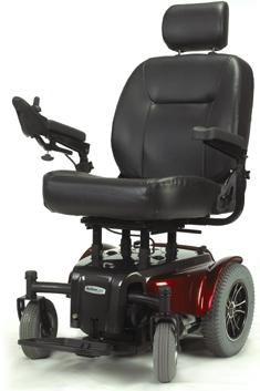Heavy Duty Power Wheelchairs
