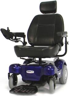 Rear Wheel Drive Power Wheelchairs