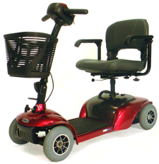 1410 Travel Scooter