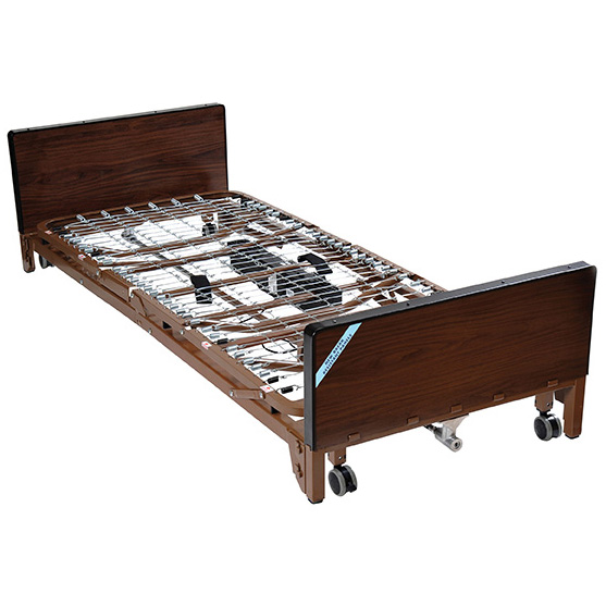 Ultra Light Full Electric Low Bed