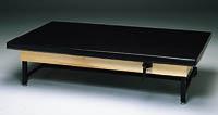 Upholstered Manual Hi-Low Mat Table