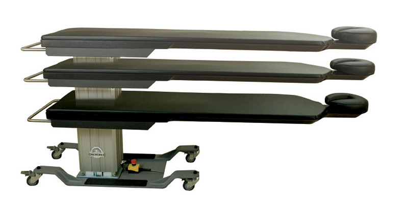 Adjustable Height C-Arm Table