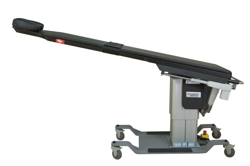 Reverse Trendelenburg C-Arm Table