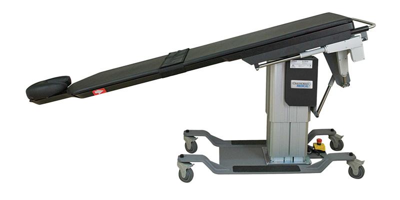 Trendelenburg C-Arm Table