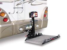 AL300 RV Scooter Lift