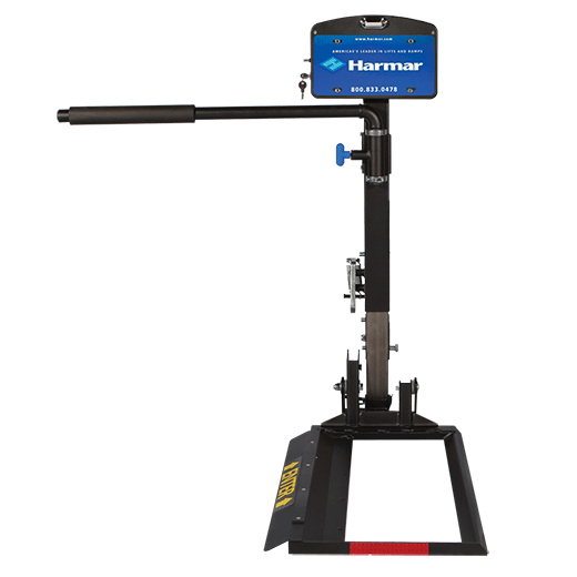 AL580XL Next Generation Power Wheelchair Lift