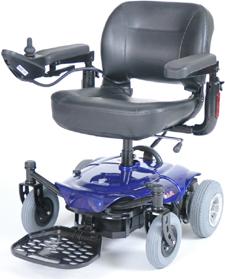 Cobalt Power Wheelchair