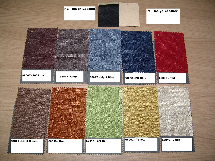 Seat Colors for Curved Stair lift