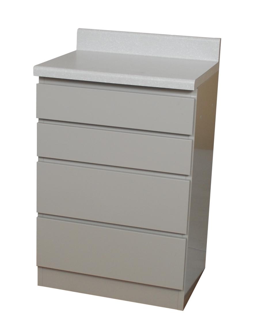 4 Drawer Medical Cabinet