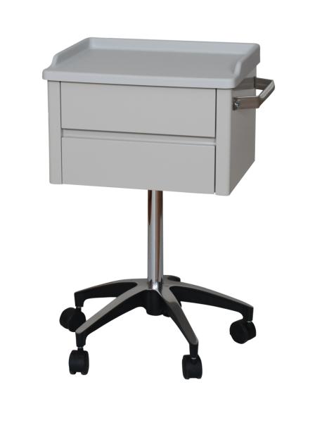 Special Procedures EKG Cart