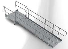 Modular Ramps Straight