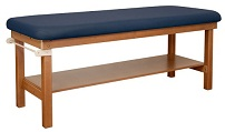 H-Brace Exam Table with Paper Holder