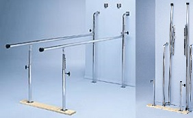 Wall Mount Parallel Bars