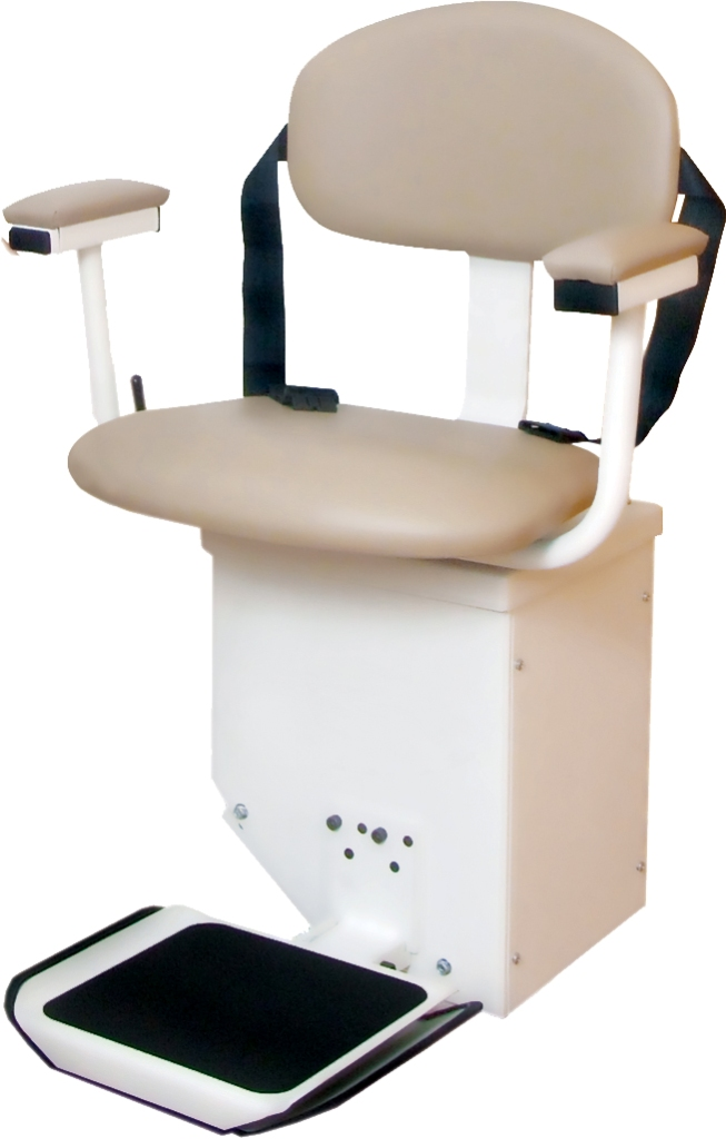 Outdoor Stair Chair Lifts