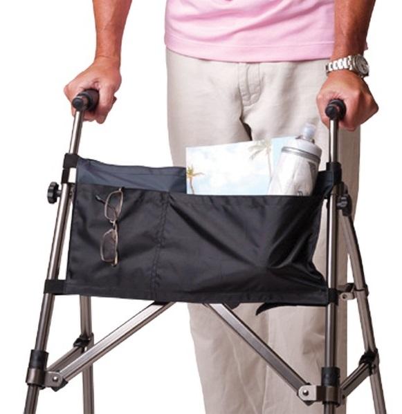 Folding lightweight walker